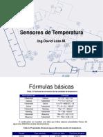 03- Sensores de Temperatura