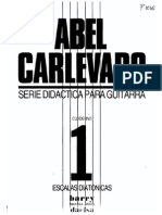 Abel Carlevaro, Libro 1.