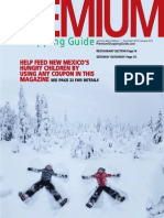 Premium Shopping Guide - Santa Fe - Dec/Jan 2014