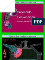 Sistema de Encendido Convencional Traducido
