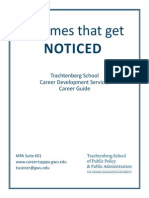 Resumes That Get Noticed Guide
