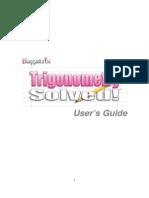 Manual Trigonometry