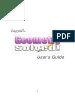 Manual Geometri