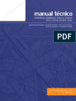 Manual Tecnico de los EGEL