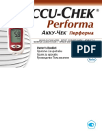Accu-Chek Performa Manual EnglishSerbianRussianCroatian