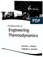 Thermodynamic Properties Tables