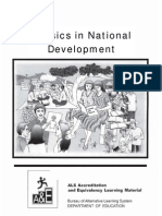 Physics in National Development