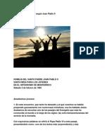 Las Bienaventuranzas según Juan Pablo II.docx