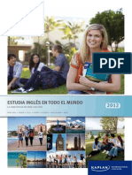 2012 Kaplan Spanish Brochure