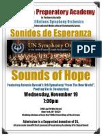 Un Concert Poster