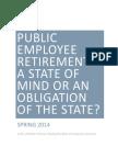 Retirement Case Study