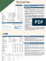 IIFL Report Top Large Cap Mid Cap Dark Horse Stocks