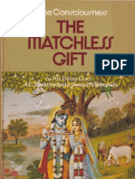 Krsna Consciousness the Matchless Gift Original 1974 Book Scan