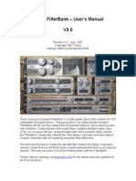 FilterBank3 Manual