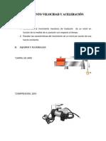 Informe Fisica Nº04 D laboratorio fisica 1