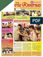 Warta Kwarnas Edisi Ke-8 Tahun 2013