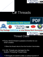 Concept of Threading in CSharp