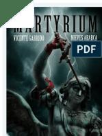 Libro... Martyrium Vicente Garrido Nieves Abarca