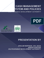 Petty Cash Management System & Policy