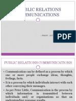 5.Public Relations Comm