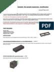 Casio DM100 Sample Expansion