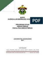 Format Kbk Pendidikan Dokter