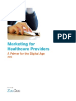 White Paper_Marketing for Healthcare Providers1