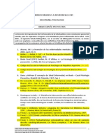 Bibliografia Provincial 2015 (residencias)