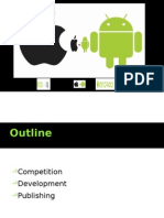SynapseIndia iPhone Apps - Presentation on Android vs IOS