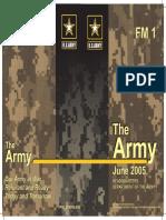 Army - FM 1 - The Army