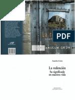 Grun Anselm - La Redencion - El Significado en Nuestra Vida