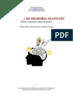 Tecniche Avanzate Di Memoria