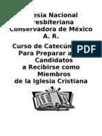 Iglesia Nacional Presbiteriana Conservadora de México a.