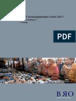 Gemeente Hulst DPO Winkelgebieden 2011