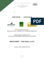 Memoria de Cálculo Cabreada Madera CR-14 28-10-2014