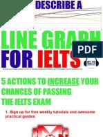 How to Describe a Line Graph