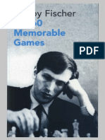 Fischer 60 memorable games