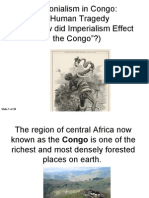 Colonialism in Congo