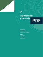 capital social y cultural en españa (informe foessa 2014)