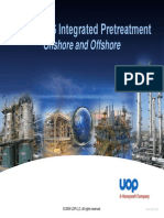 UOP LNG Integrated Pretreatment Onshore and Offshore Tech Presentation
