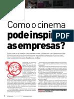 Como o Cinema Inspira as Empresas