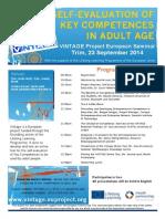 VINTAGE Trim Seminar leaflet