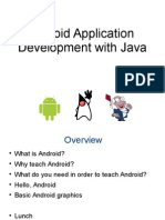 SynapseIndia Android Apps- Presentation on Android Application Development