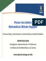 Fco Rojas Adaptacion Curricular y Capacitacion Docente de Los Textos Pensar Sin Limites Matematica Metod(1)