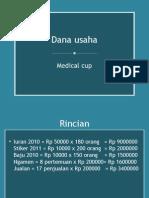 Dana Usaha Medical Cup-1
