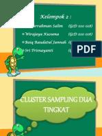 Teori Sampling