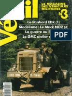 Véhicule Militaire No.3 - La guerre au Rwanda - Novembre 1990