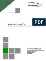 Manual BreezeACCESS VL v6.0