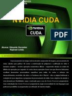 Apresentação Nvidia Cuda 2012