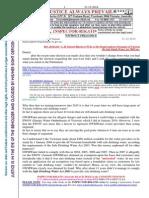 20141231-G. H. Schorel-Hlavka O.W.B. to Mr Daniel Andrews Premier of Victoria Re Safe Drink Water Act 2003-Etc